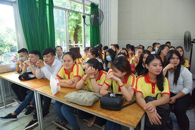 Cao đẳng Đại Việt đào tạo gồm 8 chuyên ngành