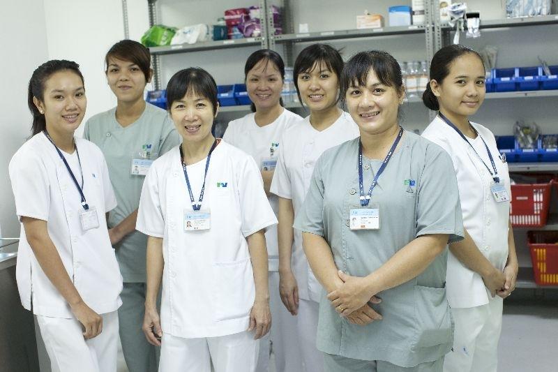 Học ngành Điều dưỡng ra làm công việc gì?