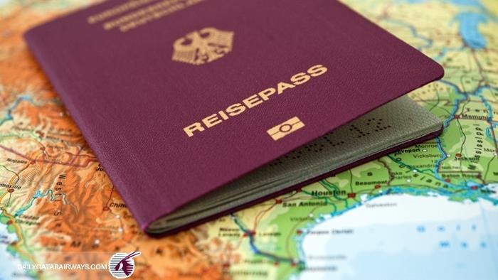 Visa của Đức được phép di chuyển tự do trong châu Âu