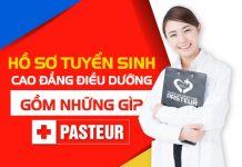 Hồ sơ đăng ký Cao đẳng Điều dưỡng TPHCM năm 2019
