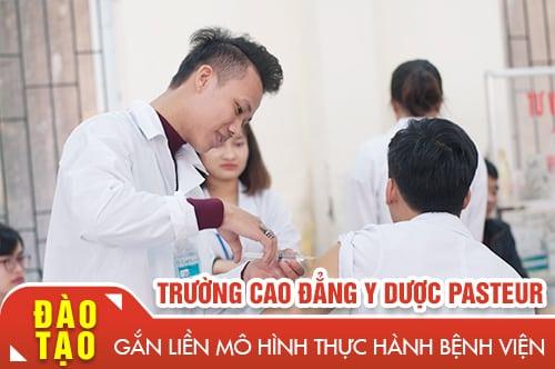 Bệnh viện tham gia vào quá trình đào tạo Dược sĩ Pasteur TPHCM