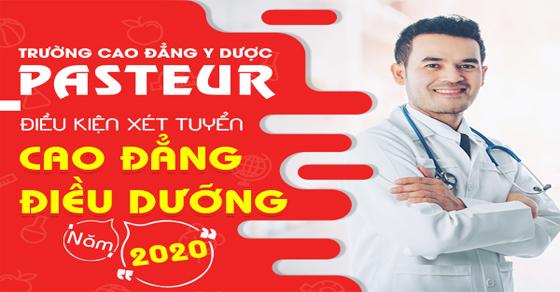 Đào tạo Điều dưỡng viên bậc Cao đẳng chuyên nghiệp năm 2020